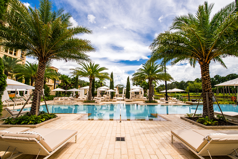 Four Seasons Resort Orlando Florida Commercial Pool
