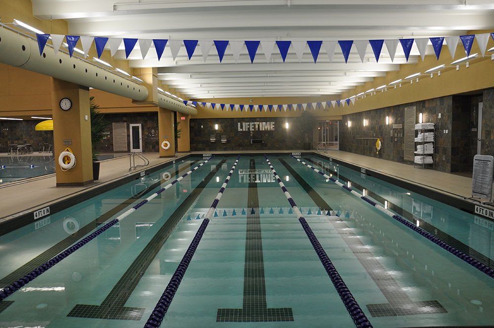 Lifetime fitness hours pool for Pool design hours