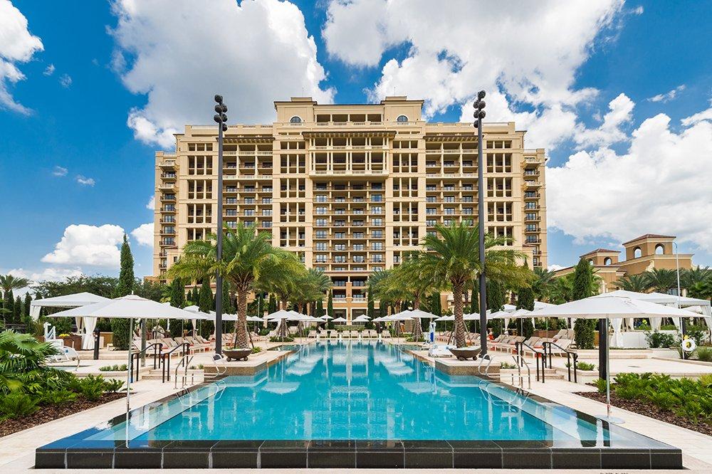 Four Seasons Resort | Orlando, Florida | Commercial Pool
