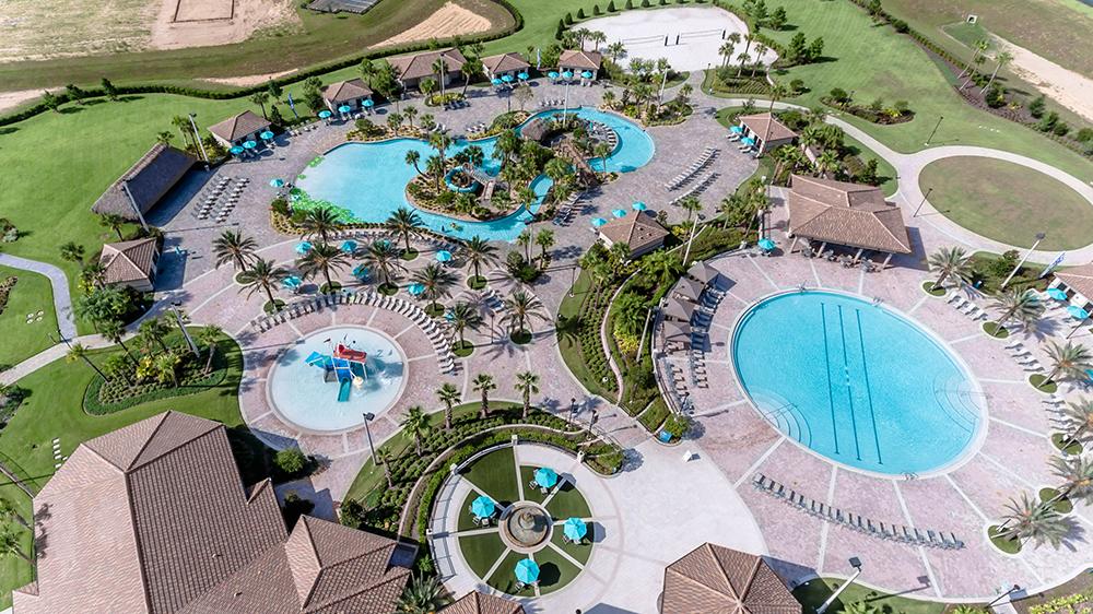 Oasis orlando resort at championsgate orlando florida for Pool design orlando