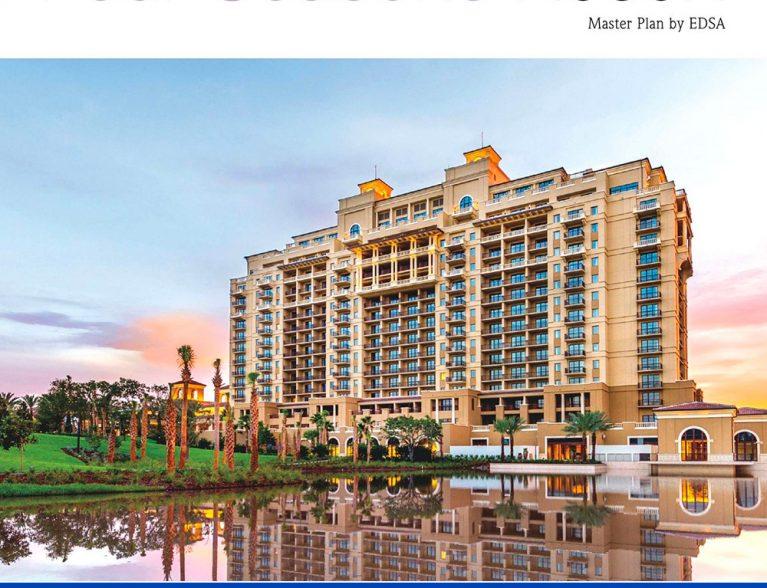 orlando commercial resort pool construction